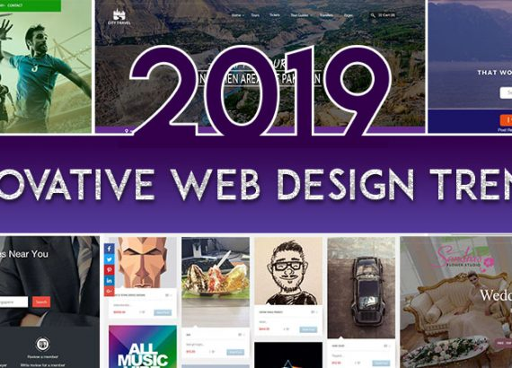 Innovative Web Design Trends in 2019 -DeDevelopers