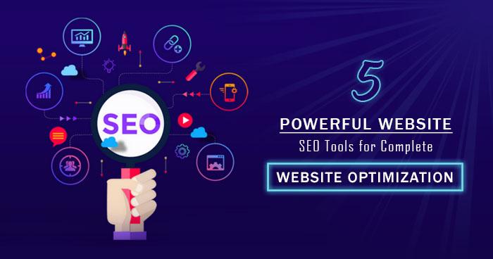 5 powerful SEO tools to optimze website - DeDevelopers