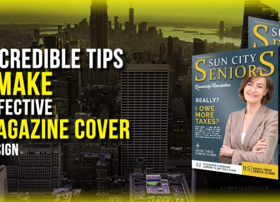 Tips to make effective magazine cover design - DeDevelopers