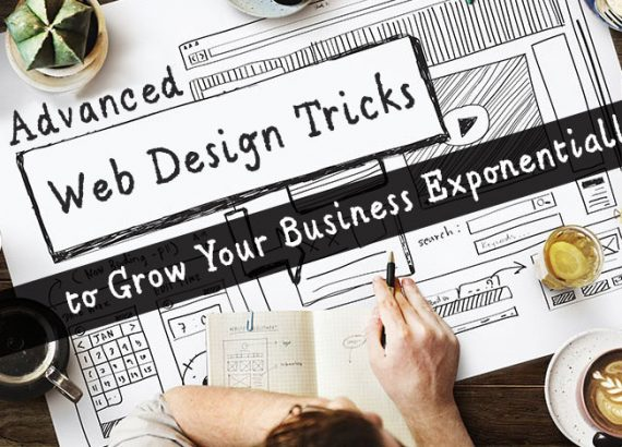 advanced web design tricks to grow your buisness - DeDevelopers