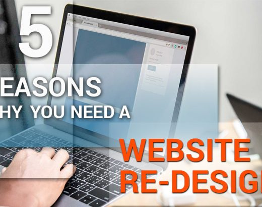 5 Reason Why You Need a Website Redesign - dedevelopers