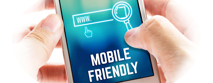 mobile friendly design services - DeDevelopers