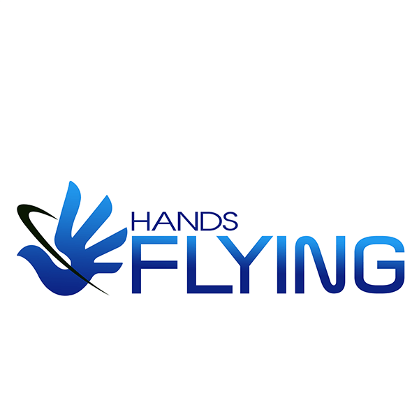 Hands Flying