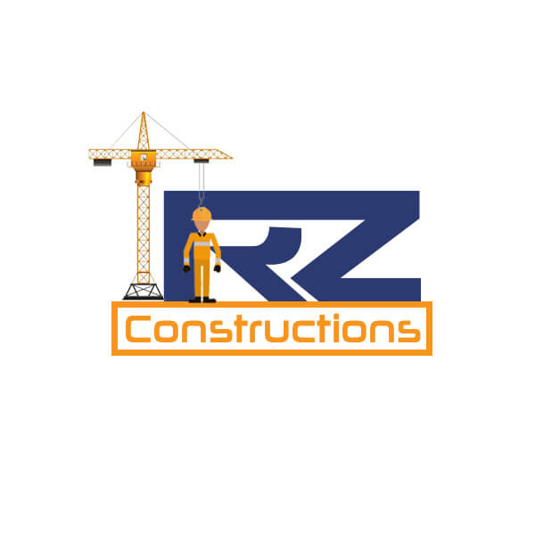 RZ Construction Logo
