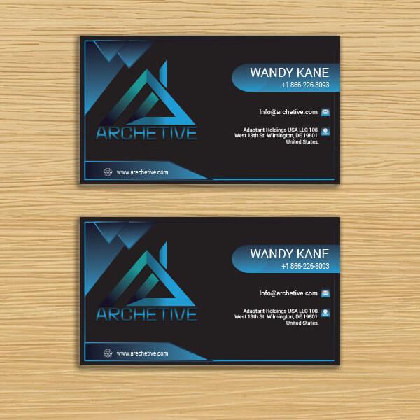 Archetective Business Card