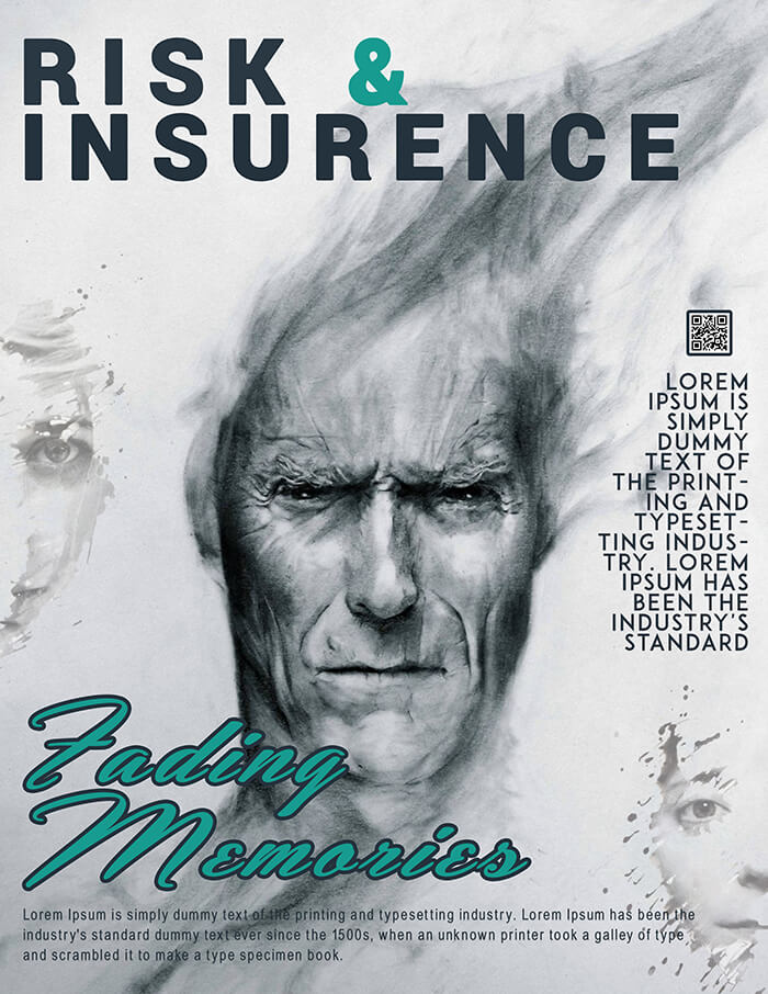 Fading Memories Magazine Cover