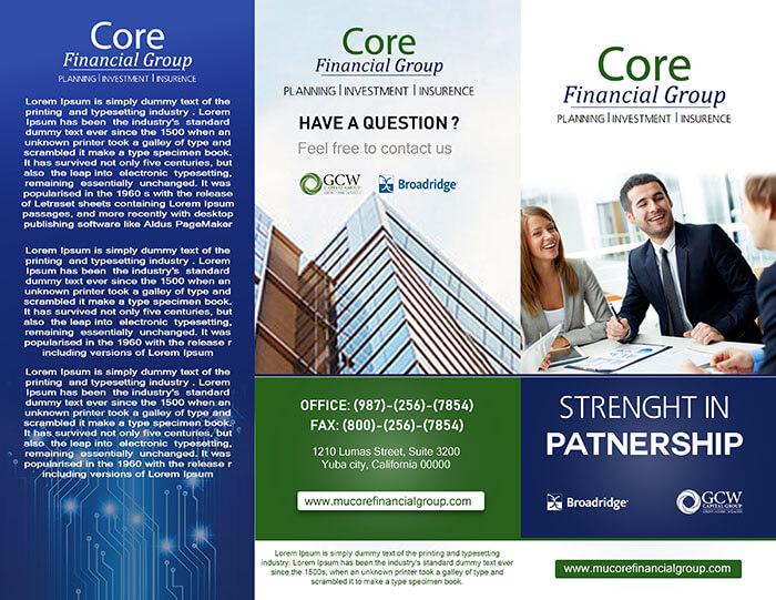 Core Financial Group