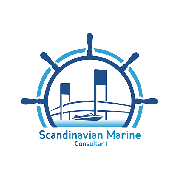 Scandinavian Marine Logo