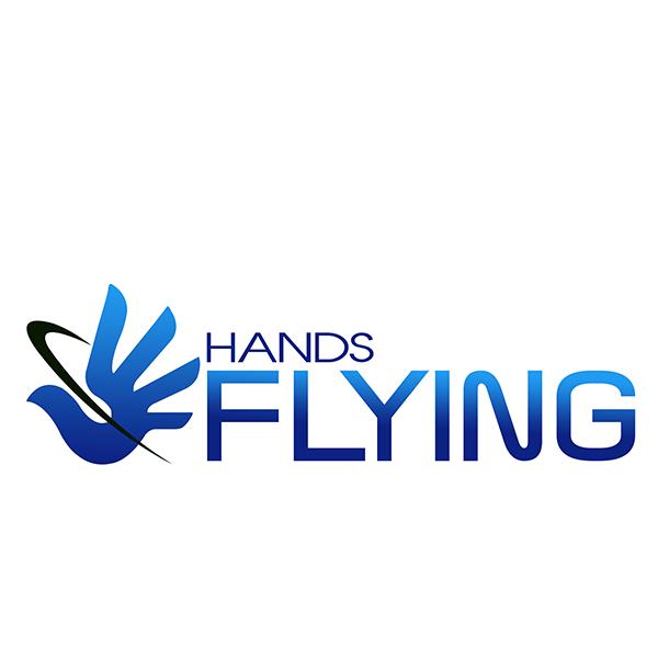 Hands Flying