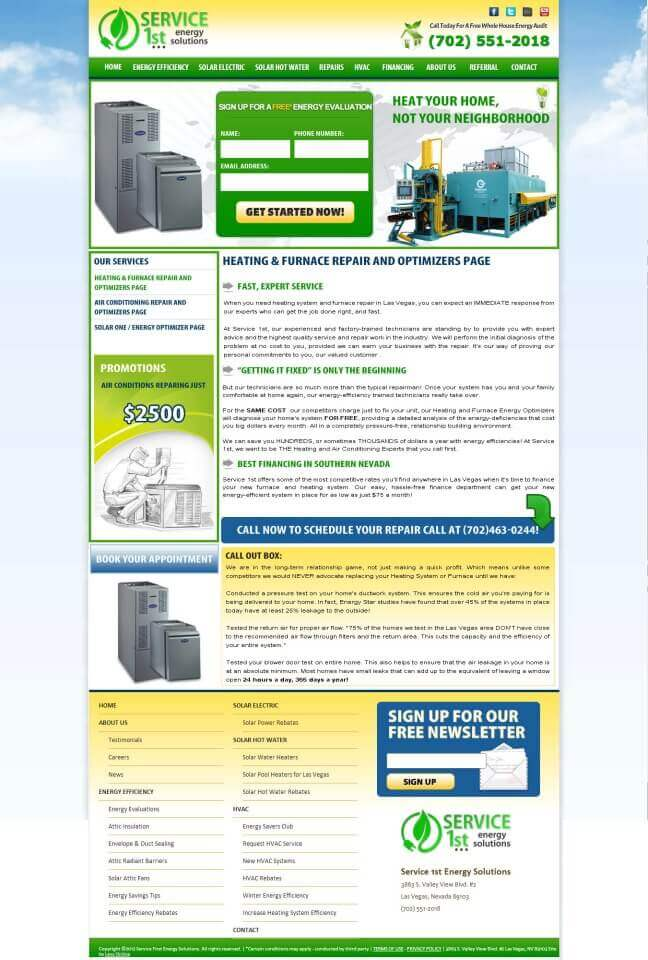 Service Energy Solutions