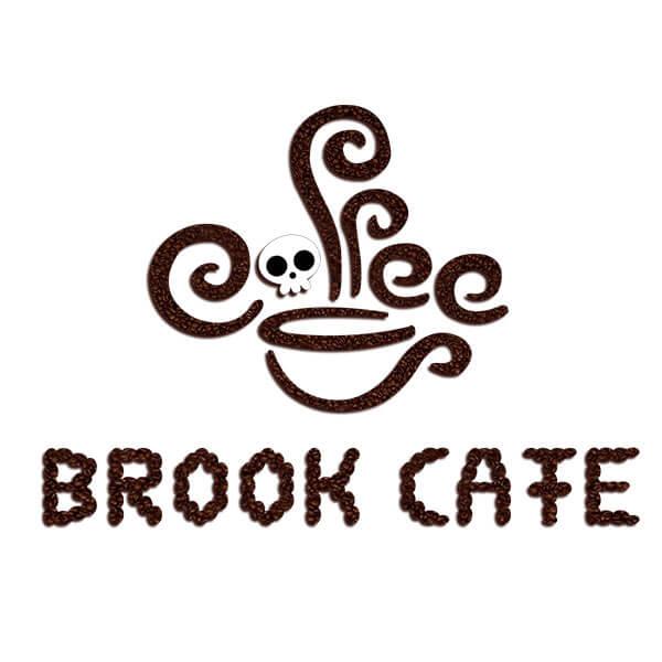 Brook Cafe Logo