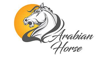 Arabian Horse Logo