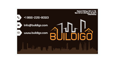 Buildigo Business Card