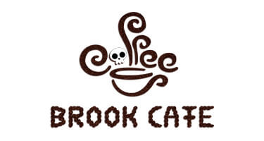 Brook Cafe Logo
