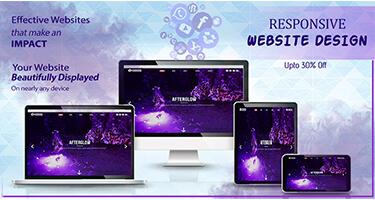 Responsive Website Banner