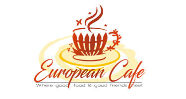European Cafe Logo