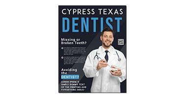 Dentist Magazine Cover
