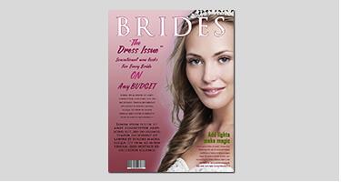 Brides Dress Issue Magazine