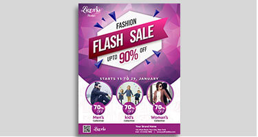 Luxxis Boutique Flyer